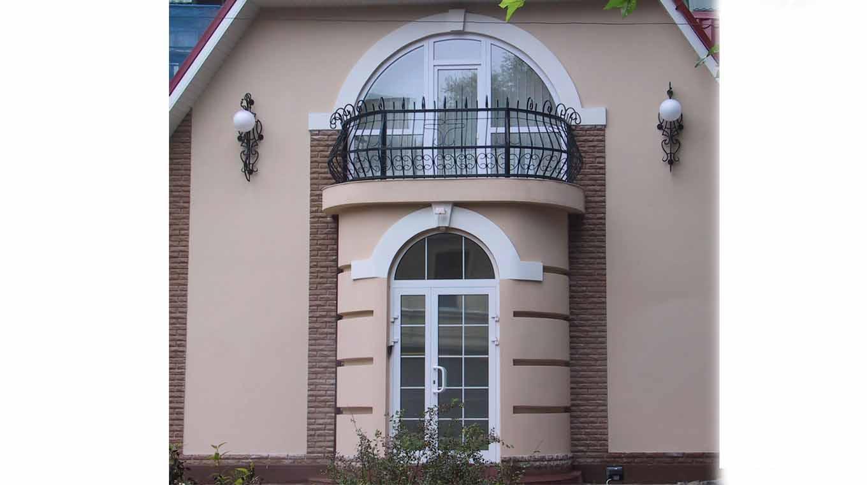 Фото к объявлению: нестандартные окна, эркерные, арочные, тр.